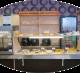 Кафе-столовая в бизнес-центре в Приморском районе