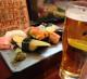 Магазин суши и разливного пива на севере города