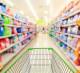 Продуктовый супермаркет в новом ЖК на юго-западе Питера