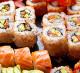 Известная служба доставки японской кухни