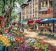Цветочный магазин в элитном жилом комплексе