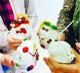 Фирменный точка Молекулярного мороженого в ТРЦ