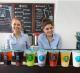 Крупная компания-франчайзер по оптовой продаже напитков
