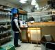 Автоматизированная точка по продаже кофе, выпечки