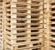 Производство деревянных паллетов.