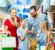 Точка по продаже мороженого на фудкорте крупнейшего ТЦ