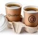 Точка «Кофе с собой» в пешей доступности от метро