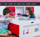 Детский интернет магазин, игрушки и игры, детский транспорт, интерьер