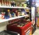 Продуктовый магазин с большим ассортиментом товаров