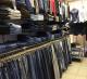 Магазин джинс и рубашек с остатком товара.