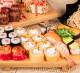 Сеть кафе-магазинов паназиатской кухни с известным брендом