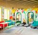 Детское кафе с организацией детских праздников
