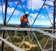 Высотно-монтажные работы (промышленный альпинизм)