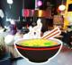Вьетнамское кафе. Гарантированный трафик людей