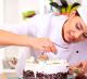 Кондитерская студия сети «Cake Fabrique»