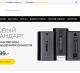 Продается интернет-магазин аккумуляторов