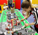 LEGO-город в ТЦ Крокус сити