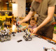 Детский игровой центр Lego - развлечений