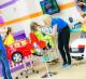 Детская парикмахерская на 7 кресел в крупном ТРЦ