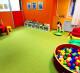 Детский сад полного дня. Площадь 165 м2.
