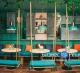 Веганское кафе с авторским дизайном