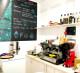 Оборудованная кофейня с большой проходимостью.