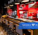 Суши-бар на фудкорте популярного в ЗАО ТЦ